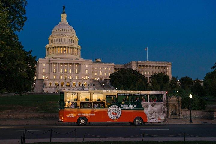 Washington DC Monuments by Moonlight Tour by Trolley, Washington DC, ESTADOS UNIDOS