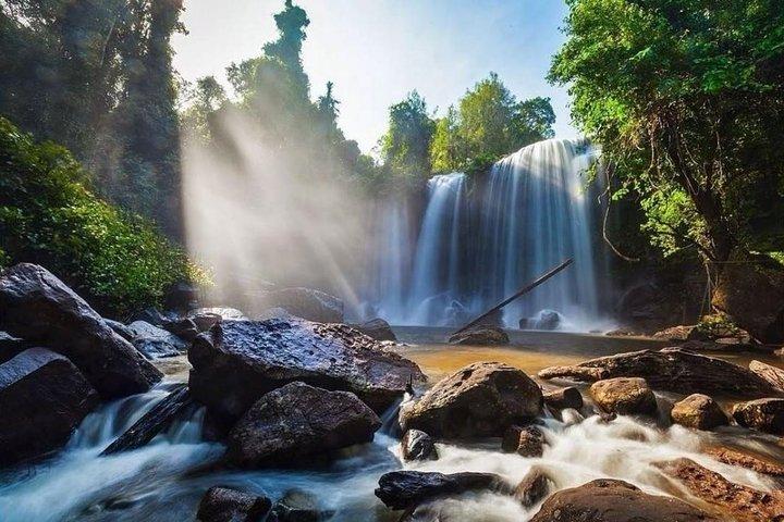 Phnom Kulen Waterfall National Park Tour, Angkor Wat, CAMBOYA