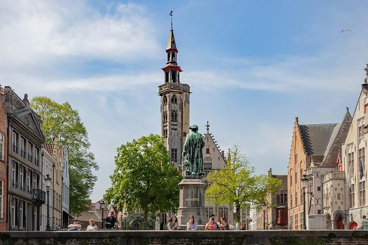 Private shore excursion from Zeebrugge to Bruges with driver and guide, Brujas, BELGICA