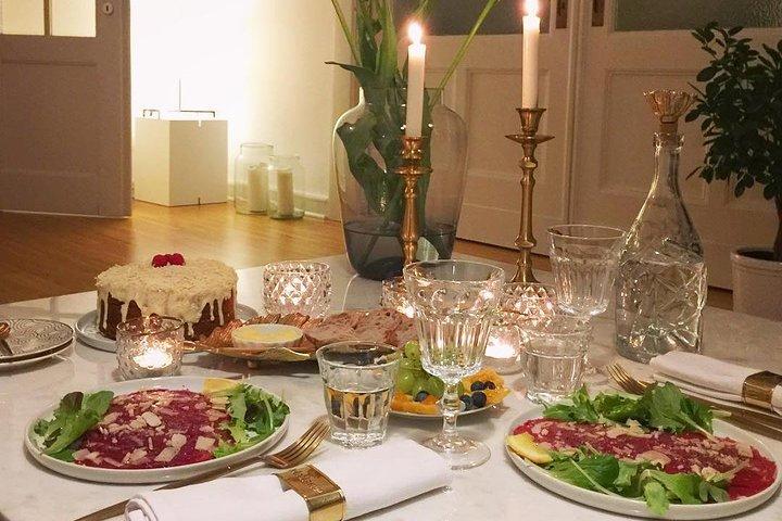 Elegant German Dinner with a Food Blogger, Colonia, Alemanha