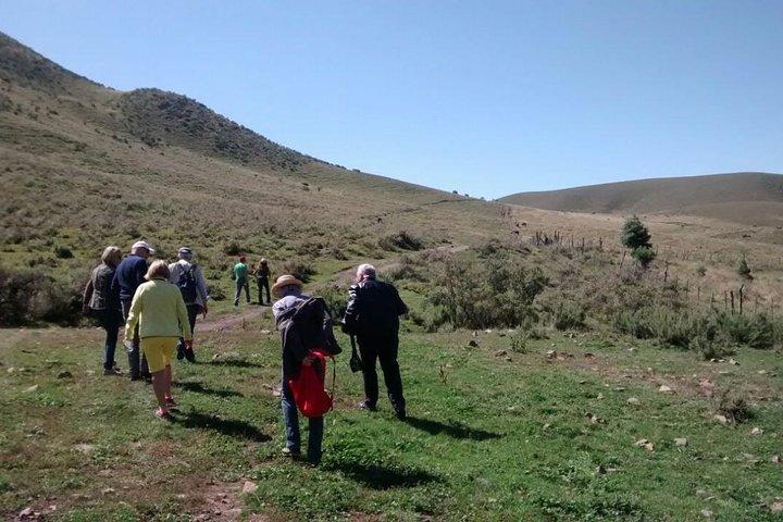 Trekking el Cordon del Plata, en Mendoza, con almuerzo de asado argentino, Mendoza, ARGENTINA