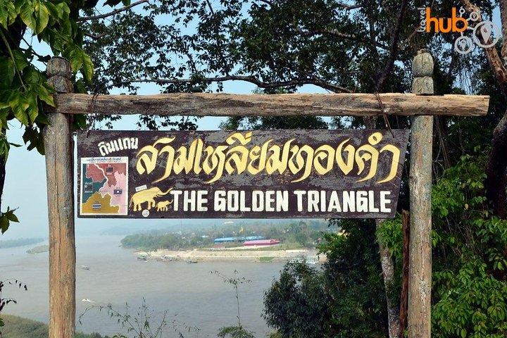 Chiang Rai Day Trip from Chiang Mai Golden Triangle & Long Neck Tribe with Boat, Chiang Rai, TAILANDIA