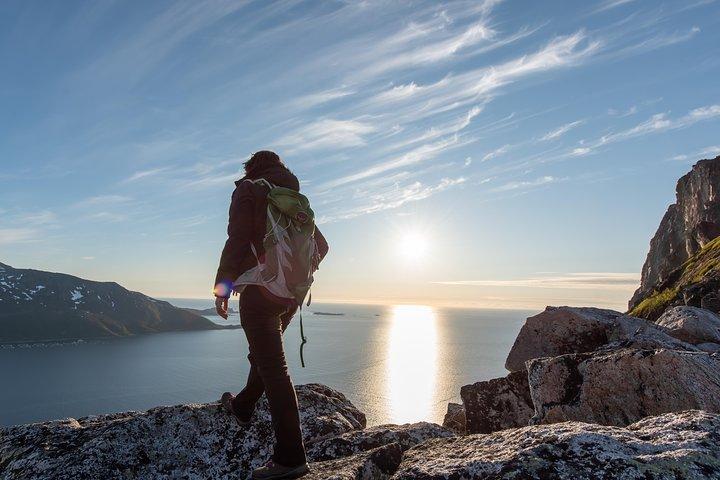 Midnight Sun Hiking Tour from Tromso, Tromso, NORUEGA
