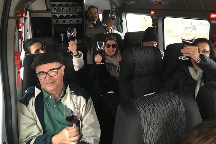 Región de vinos en Maipu, Mendoza, ARGENTINA