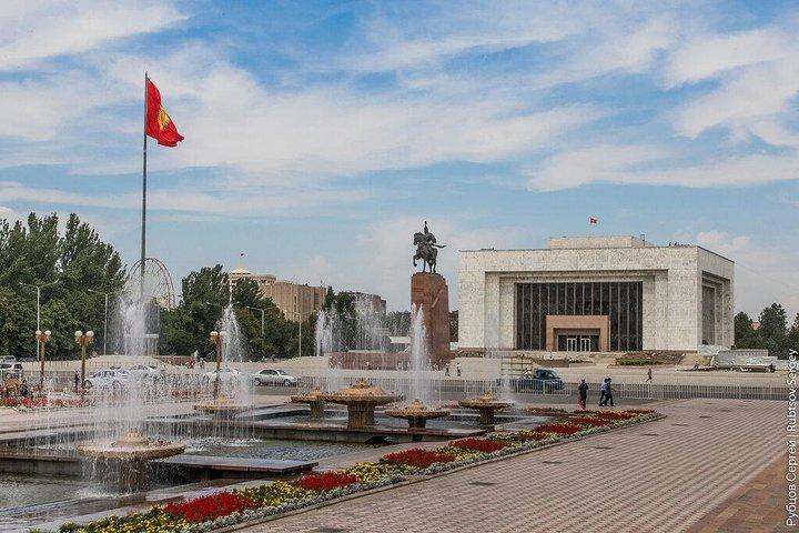 Uzbekistan & Kyrgyzstan 11d10n, ,