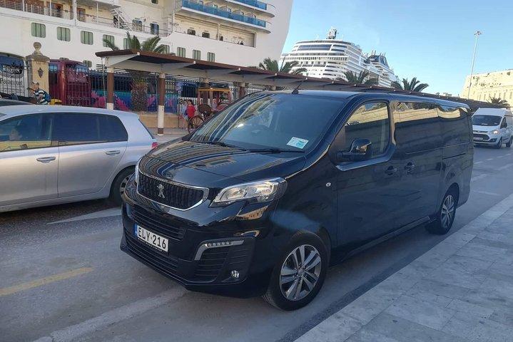 Private driver to roam the island of Malta, Mellieha, MALTA