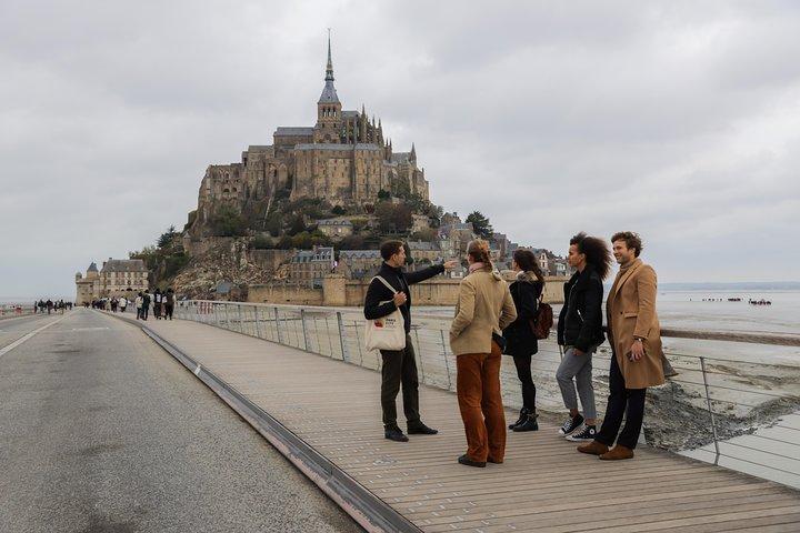 Escapada de un día a Mont Saint-Michel desde París, Paris, FRANCIA