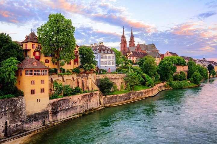 The Best of Basel Walking Tour, Basilea, Suíça