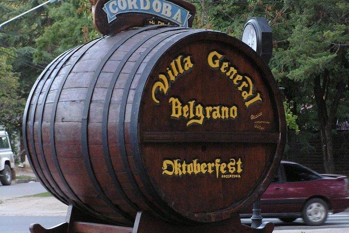 Best Private Tour to La Cumbrecita and Villa General Belgrano, Cordoba, ARGENTINA