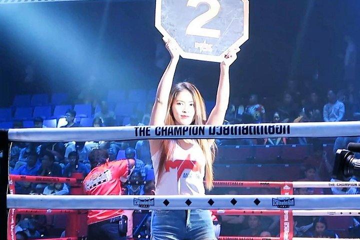 MAX Muay Thai in Pattaya Admission Ticket, Pattaya, Thailand