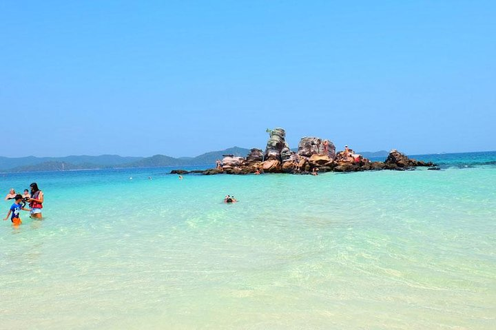 James Bond and Khai Island Premium Service Trip By Sea Star From Khao Lak, Khao Lak, TAILANDIA