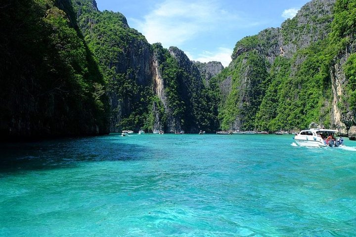 Phi Phi and Bamboo Islands Snorkeling Premium Service Trip From Khao Lak, Khao Lak, TAILANDIA