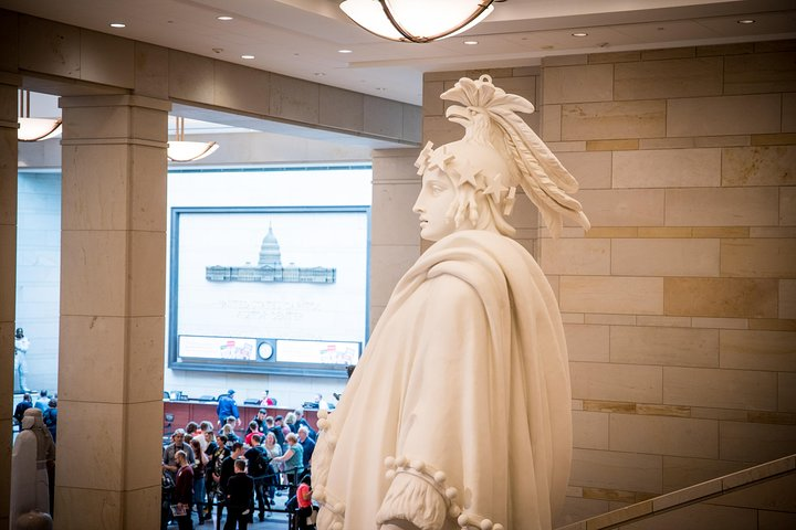 Capitol Hill Guided Walking Tour with Entry to US Capitol, Supreme Court & More, Washington DC, ESTADOS UNIDOS