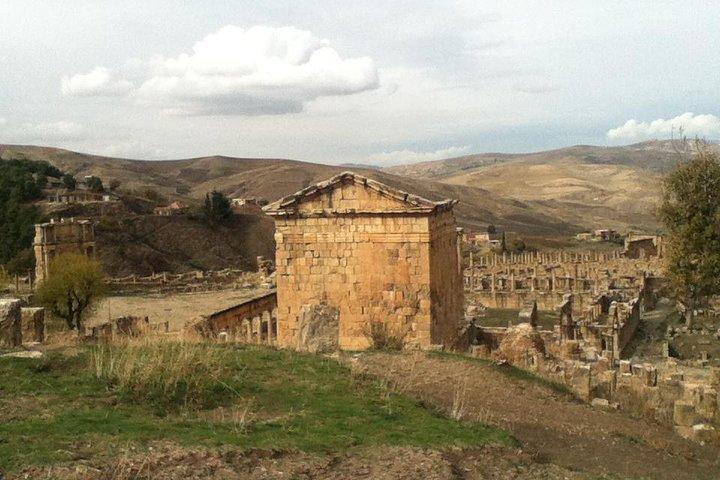 Djmila & Timgad@By Ouirane Tours-Algeria, Argel, Algeria