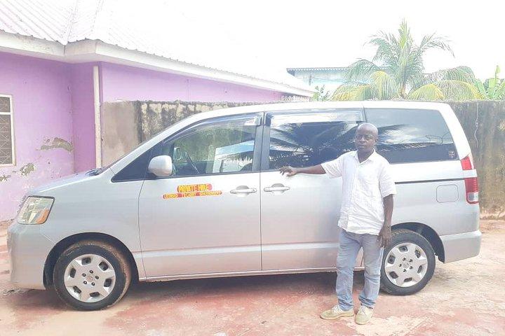 taxi, Zanzibar, TANZANIA