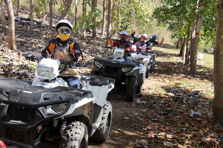 ATV Tour Double Rider (2 Adults) plus Biking tour, Bucerias, MEXICO