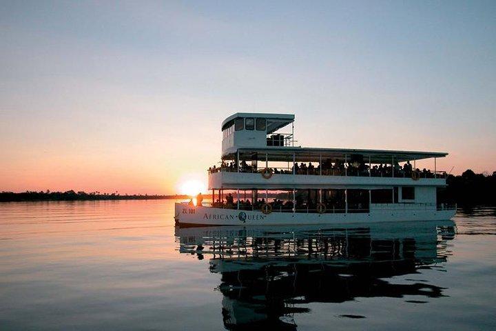 Sunset Cruise, Livingstone, Zimbábue