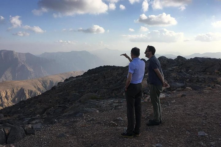 Half Day Mountain Safari To JABAL HARIM (Shore Excursions), Jasab, OMAN