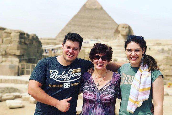 Excursión privada de 3 días Guiza, El Cairo y Alejandría con traslados gratuitos al aeropuerto, El Cairo, EGIPTO