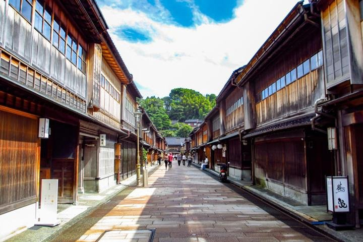Kanazawa Half-day Private Tour with Government Licensed Guide, Kanazawa, JAPON