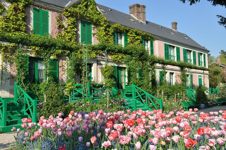 Giverny Tour from Le Havre/Honfleur (Monet's House and Garden), El Havre, França