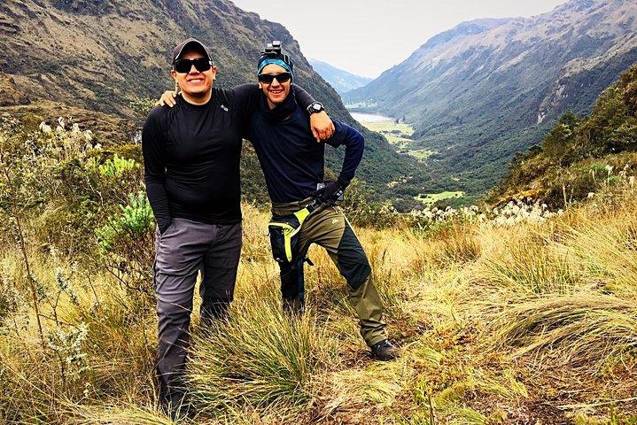 Camino del Inca: Parque Nacional El Cajas, Cuenca, ECUADOR