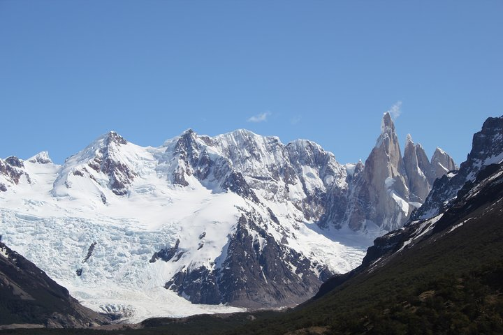 2-Day Hiking Tour of Fitz Roy and Cerro Torre from El Chalten, ,