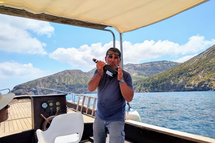Romantic sunset - private tour, Islas Eolias, ITALIA