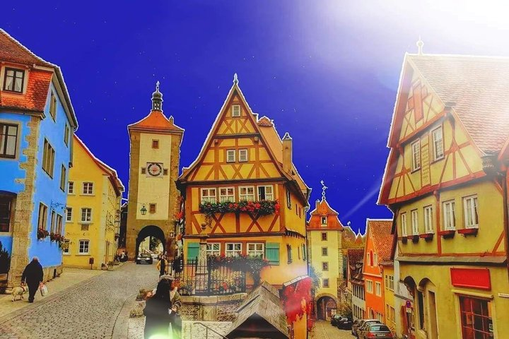 MY*GUiDE Exclusive & Unique ROMANTIC ROAD Tour from Munich to ROTHENBURG o.d.T., Munich, GERMANY