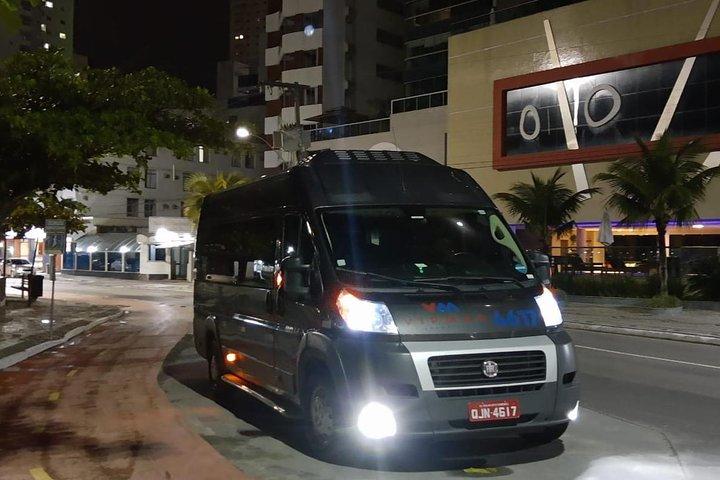 BC by Night - con cena, Camboriu, BRASIL