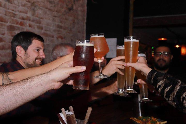 Tour Cerveja artesanal argentina + comida de rua !!, Buenos Aires, ARGENTINA