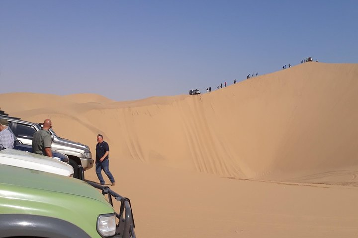 Exhilarating Sandwich Harbour 4x4: Guided Self drive experience, Swakopmund, NAMIBIA