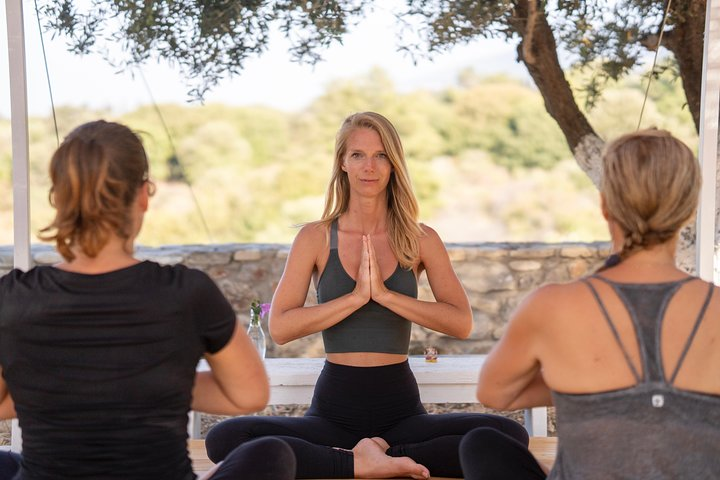 Yoga retreats and hiking holidays in Greece, Cos, Grécia