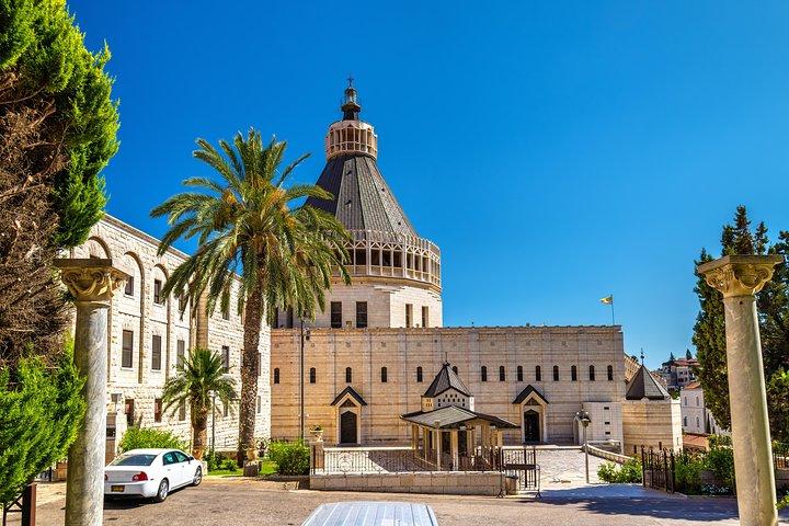 Full-Day Christian Tour of Galilee, Jerusalen, ISRAEL