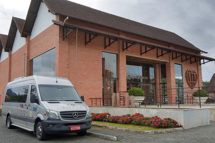Rota Germânica - Cultural e histórica em Ilhota, Blumenau e Pomerode, Camboriu, BRASIL