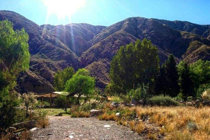 Termas de Cacheuta con almuerzo y traslados desde Mendoza, Mendoza, ARGENTINA