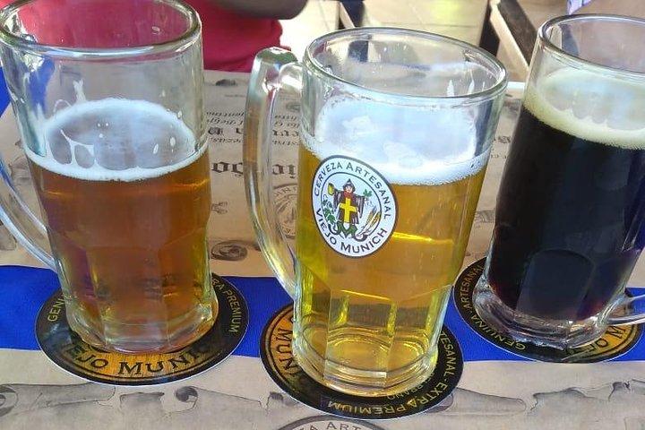 Experiencia Full Day de la Cerveza! desde Cordoba a Villa Gral Belgrano., Cordoba, ARGENTINA