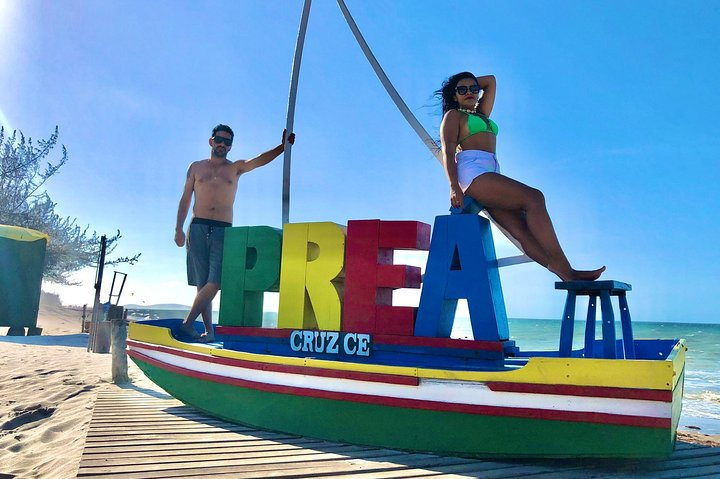 Passeios completos privativos em jericoacoara, Jericoacoara, BRASIL
