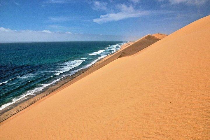 Half Day Sandwich Harbour 4x4 Dune Drive Tour, Walvis Bay, NAMIBIA