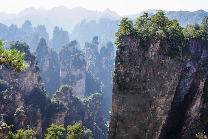 National Forest Park (Yuanjiajie, Mt. Tianzi & Golden Whip Stream) Private Tour, Zhangjiajie, CHINA