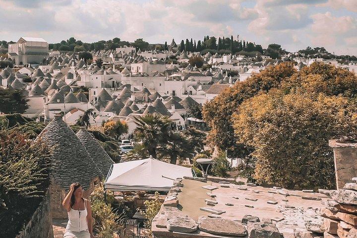 2 days mini tour from Alberobello visiting Ostuni, Martina Franca & Locorotondo, Alberobello y Locorotondo, ITALIA