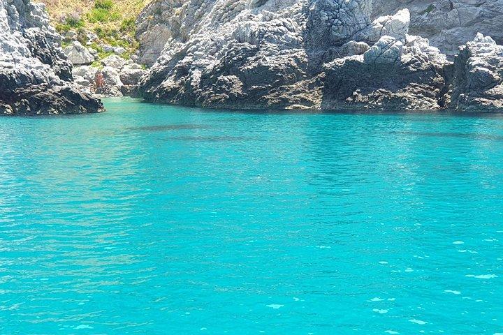 Excursion by Sailing Yacht, Tropea, ITALIA