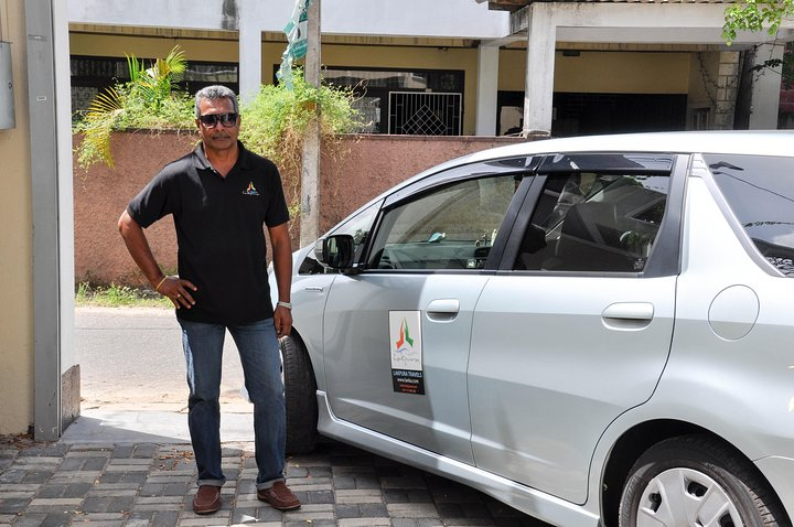 Jaffna Airport (JAF) to Sigiriya City Private Transfer, Jaffna, SRI LANKA