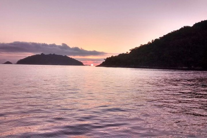 Passeio do Pôr do Sol, Paraty, BRASIL