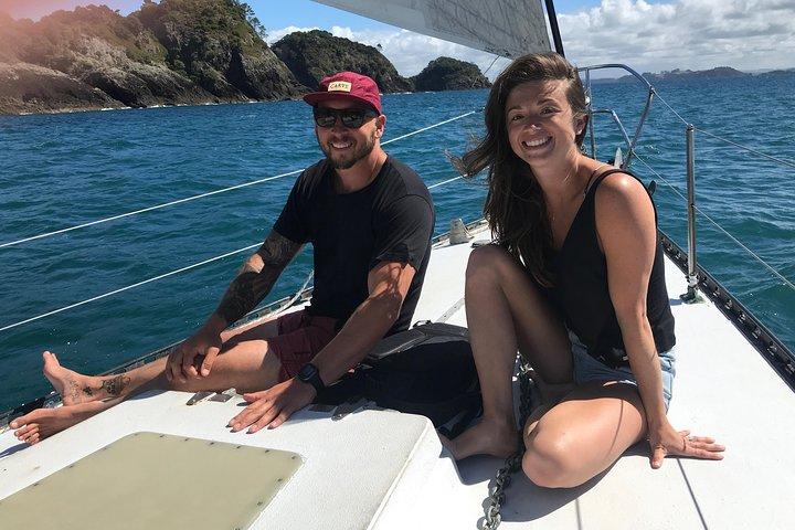 Phantom Sailing Bay of Islands, Bahia de Islas, NUEVA ZELANDIA