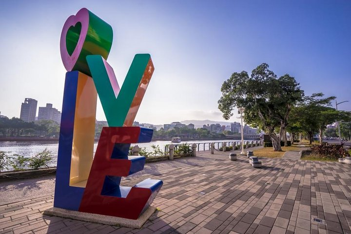 Kaohsiung: Experience the Riverside, Kaohsiung, TAIWAN