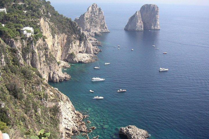 Capri and Anacapri Day Tour from Sorrento, Sorrento, Itália