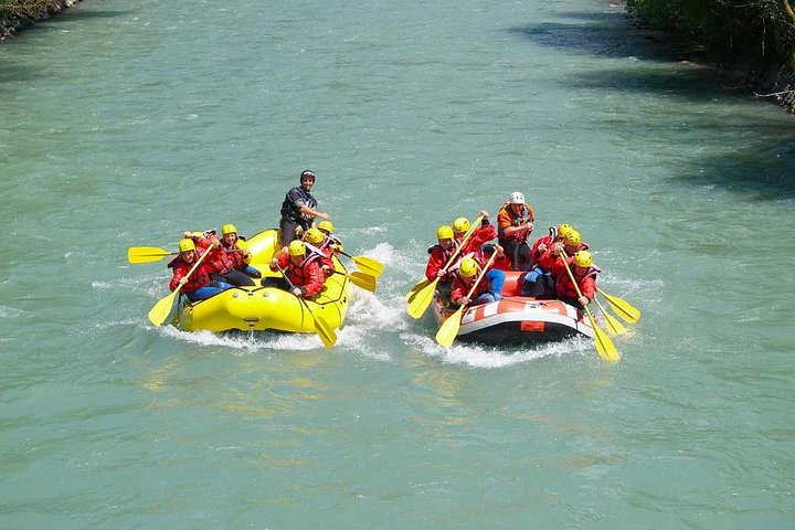 NEW! Tazi Canyon Safari and White Water Rafting Day Tour from Side, Side, TURQUIA