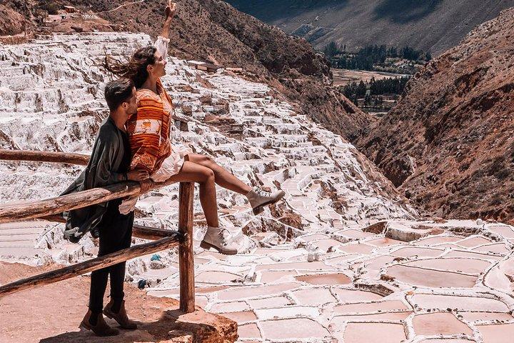 O melhor do Vale Sagrado (em grupo pequeno): Chinchero, Maras, Moray e Ollantaytambo, Cusco, PERU