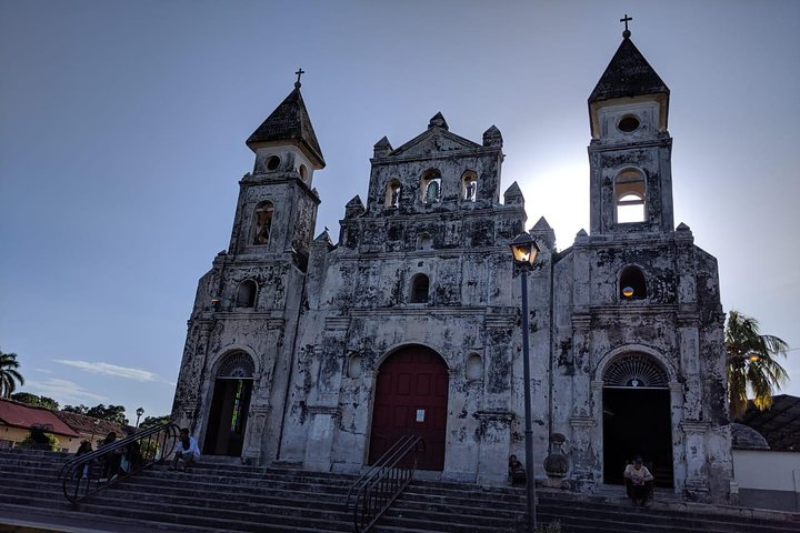Boat ride + Colonial city tour at Granada+Catarina lookout, Managua, NICARÁGUA